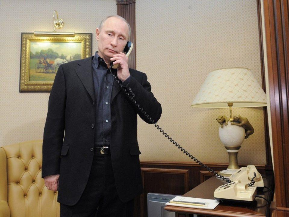 Пора звонить Путину?