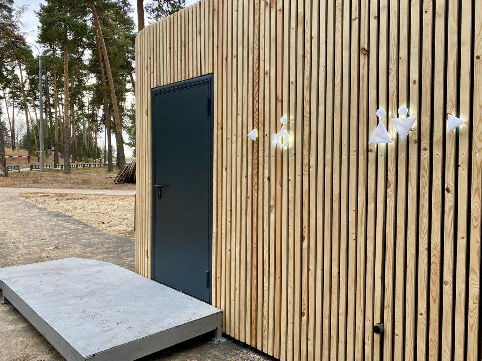 Что не так с общественными туалетами в городе Бор