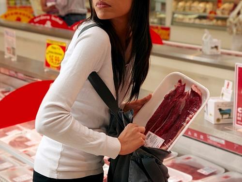 4 года тюрьмы грозит борчанке за кражу мяса из магазина