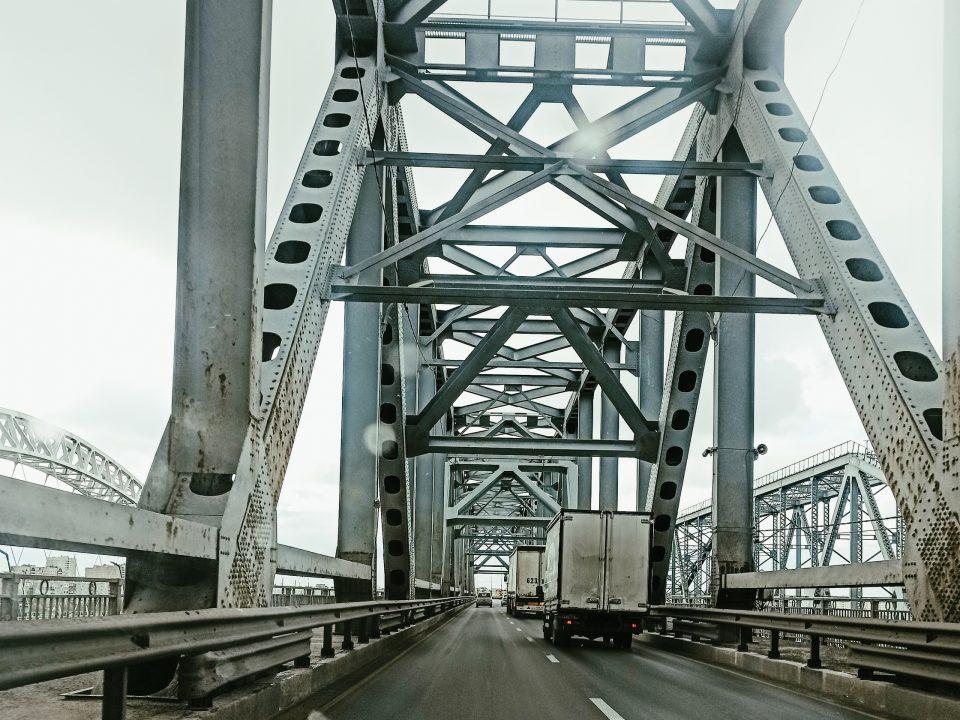 На старом Борском мосту начинается ремонт